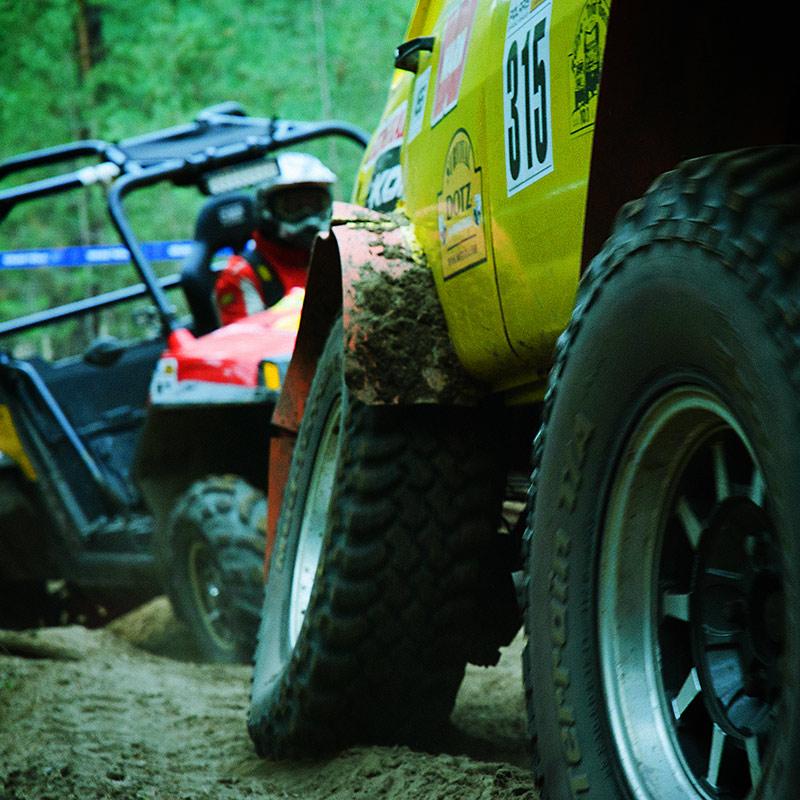 Ob Quad, ATV oder PKW - Jeder kommt im MSZ Jänschwalde auf seine Kosten